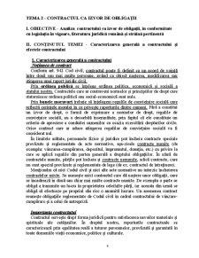 Drept Civil 4 - Teoria Generală a Obligațiilor - Pagina 4