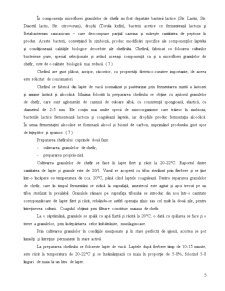 Controlul și Expertiza Produselor Lactate Dietetice Acide - Chefirul - Pagina 5