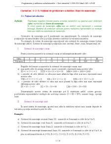 Programarea și Utilizarea Calculatorului - Pagina 1