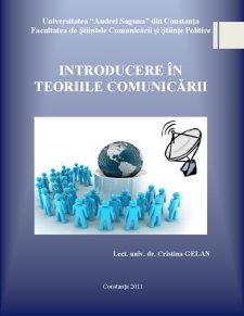 Introducere în Teoriile Comunicării - Pagina 1