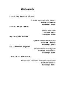 Studiul Portilor Logice - Pagina 2