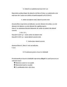 Cheltuieli Inregistrate in Avans - Pagina 4