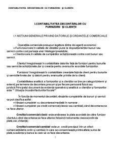 Contabilitatea Decontărilor cu Furnizorii și Clienții - Pagina 5