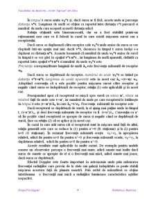 Biotehnica Medicala - Efectul Doppler - Pagina 4