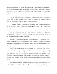 Raportul Juridic in Dreptul International Privat - Pagina 4