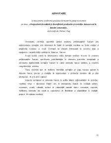 Perspectivele Dezvoltării și Diversificării Produselor și Serviciilor Bancare Noi în Băncile Comerciale - Pagina 1