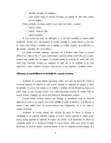 Comert Exterior si Integrarea Romaniei in Zona Euro - Pagina 4