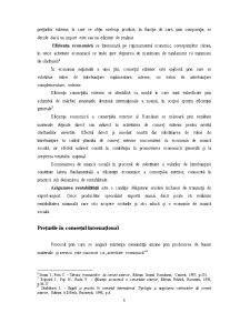 Comert Exterior si Integrarea Romaniei in Zona Euro - Pagina 5