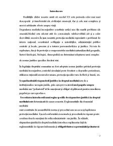 Degradarea Mediului Înconjurător - Pagina 2