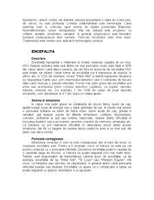 Afectiuni ale Sistemului Nervos - Pagina 4