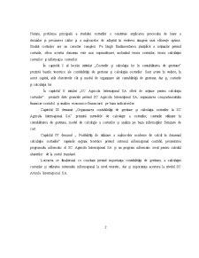 Costurile și Calculația Lor în Contabilitatea de Gestiune - Pagina 3