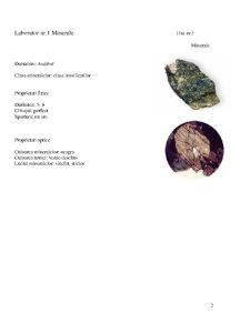 Fise Minerale si Roci - Pagina 2