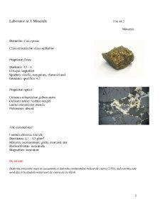 Fise Minerale si Roci - Pagina 3