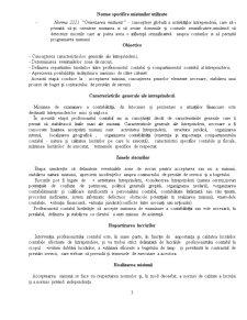 Misiunea de Examinare a Contabilitatii, Intocmirea si Prezentarea Situatiilor Financiare - Pagina 3