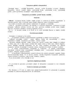 Misiunea de Examinare a Contabilitatii, Intocmirea si Prezentarea Situatiilor Financiare - Pagina 5
