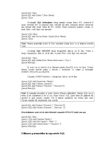 Interogari in Delphi - Pagina 2