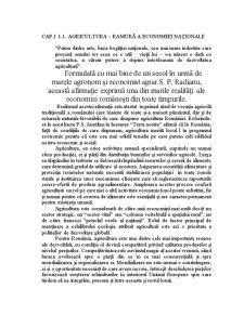 Analiza Eficientei Economice a Productiei Agricole si Cai de Crestere a Acesteia - SC Romagribuz - Pagina 1