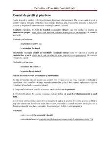 Definitia si Functiile Contabilitatii - Pagina 1