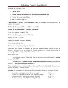 Definitia si Functiile Contabilitatii - Pagina 4