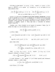 Prelucrarea Semnalelor - Curs 2 - Pagina 2