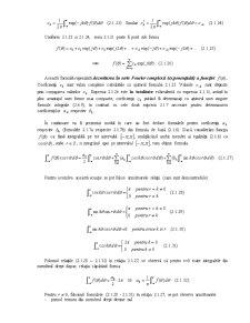 Prelucrarea Semnalelor - Curs 2 - Pagina 3