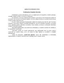 Problematica Dreptului Afacerilor - Pagina 1