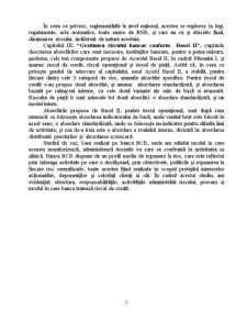 Riscuri Bancare și Metode de Gestionare în Contextul Actual - Pagina 3