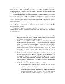 Paralela audit intern, audit extern, control intern - Pagina 3