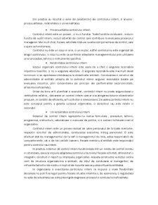 Paralela audit intern, audit extern, control intern - Pagina 4