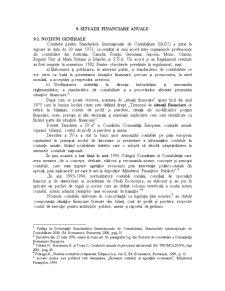 Situații Financiare Anuale - Pagina 1