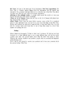 New Year Around The World - Pagina 3