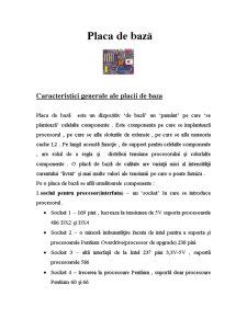 Placa de Bază - Pagina 1