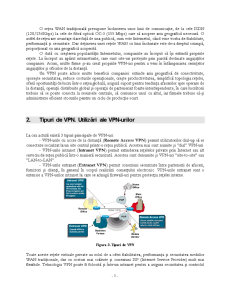 Retele Virtuale Private - Standardul IPSec - Pagina 5