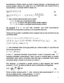 Echilibre Intre Faze in Sisteme Multicomponente Reale - Pagina 3