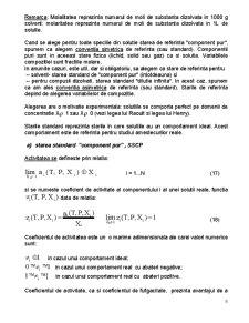 Echilibre Intre Faze in Sisteme Multicomponente Reale - Pagina 5
