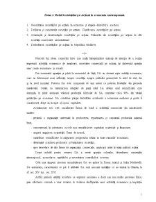 Activitatea Investițională a Societăților pe Acțiuni - Pagina 1