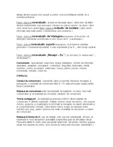 Elementele Procesului de Comunicare - Pagina 5