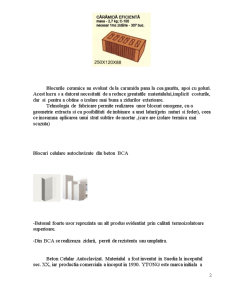 Materiale de Constructii Termoizolante - Pagina 2