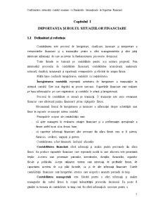 Conformitatea Sistemului Contabil Românesc cu Standardele Internaționale de Raportare Financiară - Pagina 5
