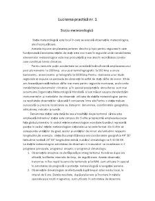 Meteorologie Anul I - Pagina 1