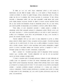 Drepturile Social-Economice ale Functionarului Public - Exceptia de Nelegalitate - Pagina 5