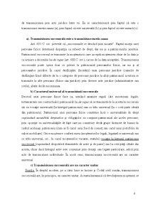 Drept Civil Succesiuni și Testamente - Pagina 4