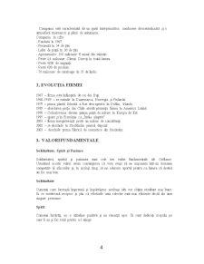Metode și Tehnici Moderne de Marketing la Oriflame - Pagina 4