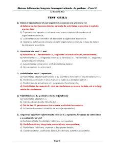 Sisteme Informatice Integrate - Pagina 5