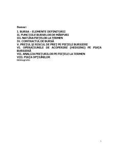 Burse Internationale de Mărfuri - Pagina 2