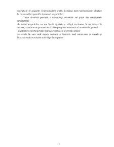Piața Asigurărilor - Rezultate Obținute și Posibilități de Dezvoltare - Pagina 5