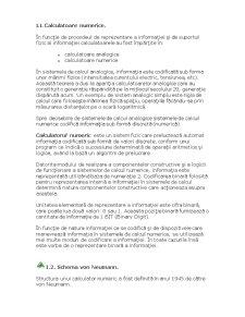 Bazele Informaticii - Pagina 1