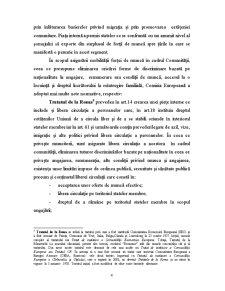 Libera Circulație a Lucrătorilor în Spațiul Comunitar - Pagina 4