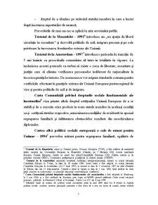 Libera Circulație a Lucrătorilor în Spațiul Comunitar - Pagina 5