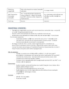 Magistrale - Pagina 3
